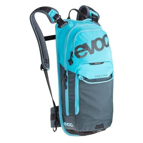 Evoc Stage 6L Team, Neon Blue - Slate