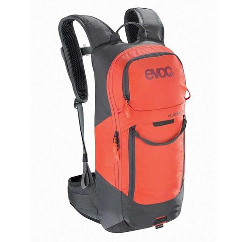 Evoc FR Lite Race 10L, Carbon Grey - Orange, size S