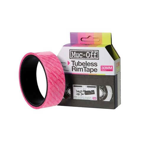 Muc-Off Tubeless Rim Tape 30 mm, 10 m roll