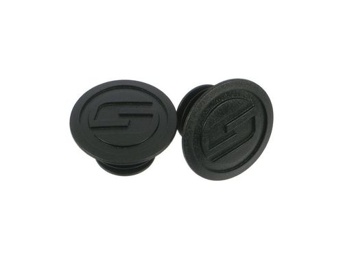 SRAM Bar End Plugs MTB, black