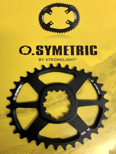 O.Symetric Chainring XX1 Eagle Direct Mount Boost, 34t