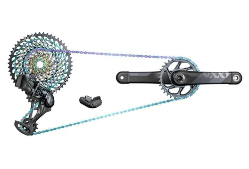 SRAM Groupset, XX1 Eagle AXS DUB Boost, 1x12 speed, 175 mm