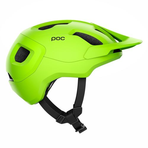 POC Axion SPIN, Fluorescent Yellow/Green, XS-S (51-54 cm)