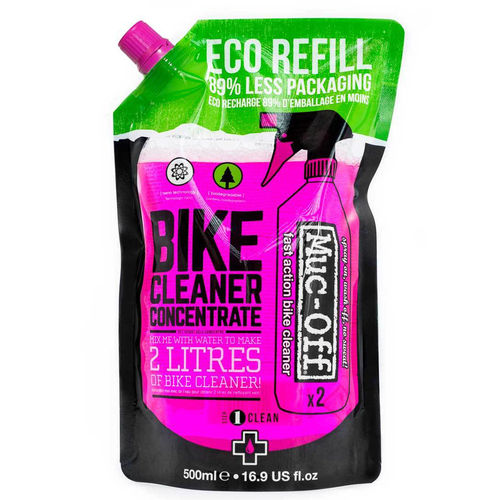 Muc-Off Bike Cleaner Nano Gel 500 ml
