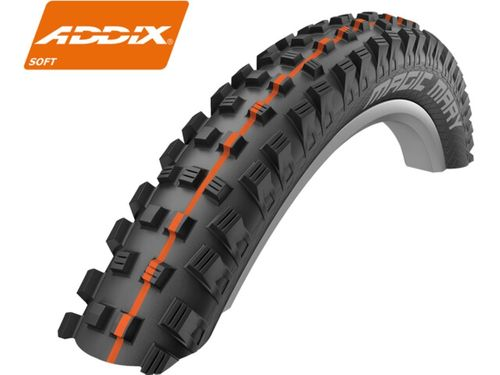 "Schwalbe Magic Mary Folding Tire 27,5x2,35"", Addix Soft, TLE"