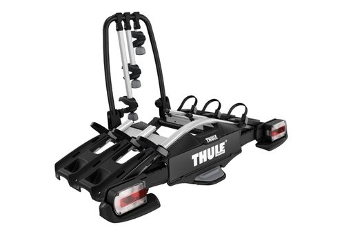Thule VeloCompact 927 rack for 3 bikes, 7 pole power connector